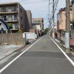 陽当り良好!5.4m公道(外観)