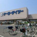 ケーヨーデイツー狭山店 950m 徒歩12分(周辺)