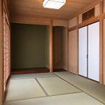 立派な床の間付き和室(内装)